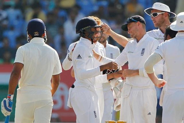 Virat Kohli Helps India Save Rajkot Test