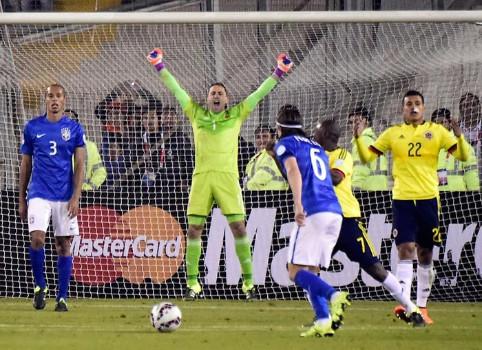 Copa America: Brazil Suffer Shock Defeat vs Colombia While Neymar Gets Red Card