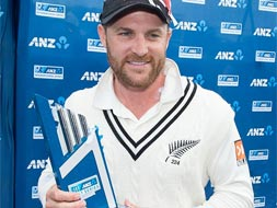 New Zealand bask in the glory of beating the second best Test team