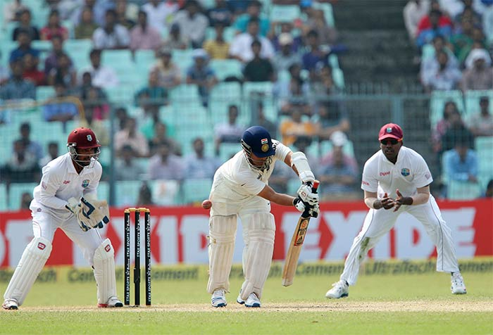 Rohit Sharma stars with debut ton, India on top in Eden Test