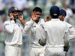 Sachins farewell Test: India dominate West Indies on Day 1