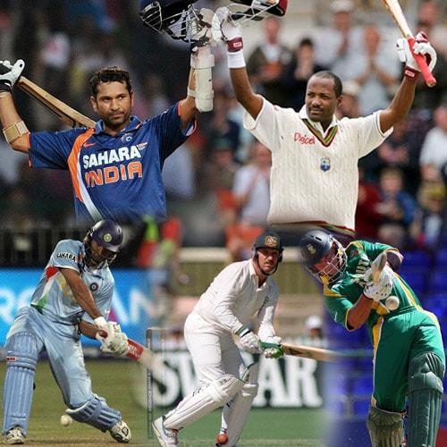 Eight wonders of cricket