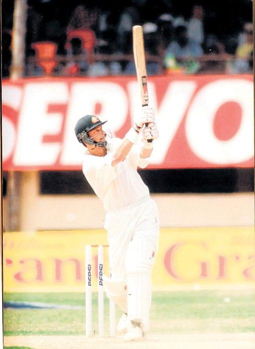 Cricket's elegant XI