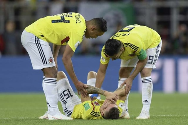 FIFA World Cup 2018: England End Penalty Jinx To Edge Colombia