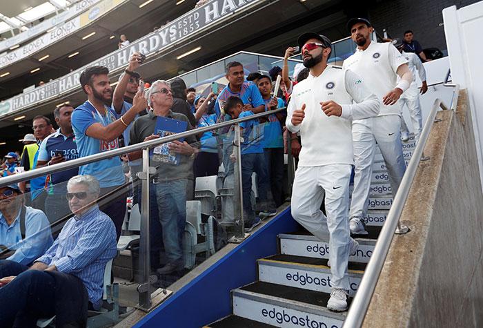 इंग्लैंड ने भारत को एजबेस्टन टेस्ट में 31 रन से मात दी