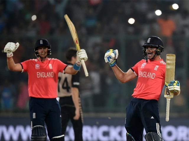 World T20 Semis: England Hammer New Zealand To Sail Into Final