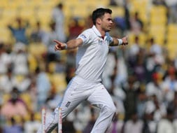 Photo : Nagpur Test, Day 2: A sad day for India yet again as Anderson shines