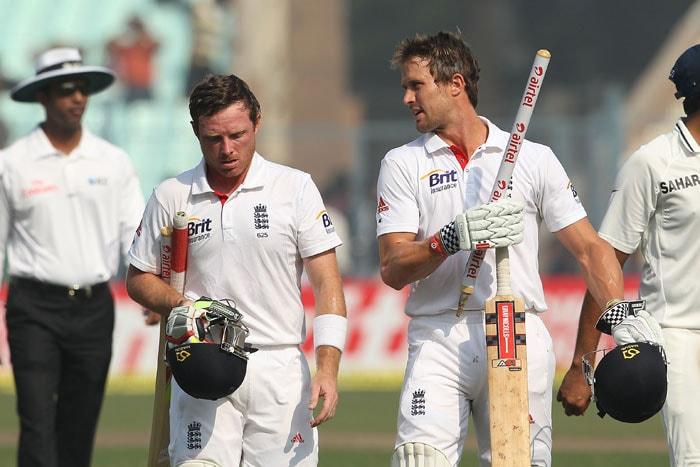 Kolkata Test Day 5: England win to go 2-1 up