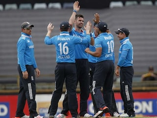England End Indias Misery, Knock Team Out of Tri-Series