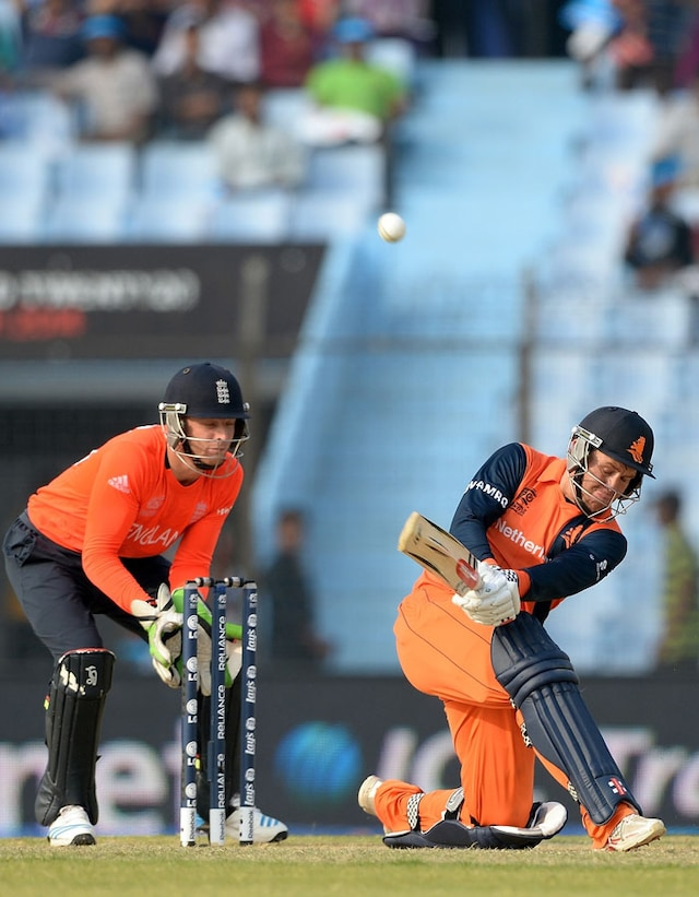 World Twenty20: Netherlands stun England, win by 45 runs