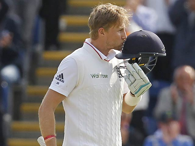 The Ashes: Joe Root Hands England Early Advantage