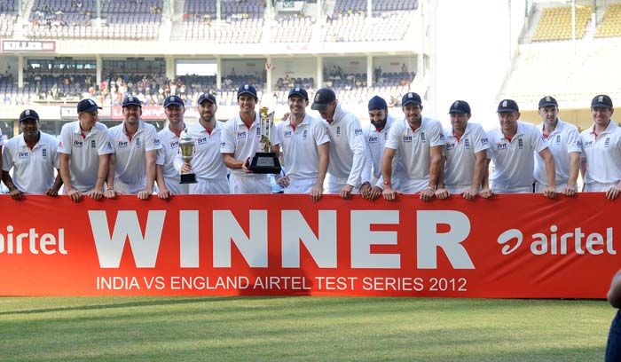 Nagpur Test, Day 5: England win Test series in India after 28 years