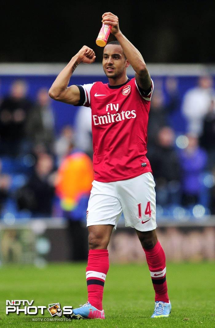 EPL: Arsenal, Tottenham register wins, Man City held