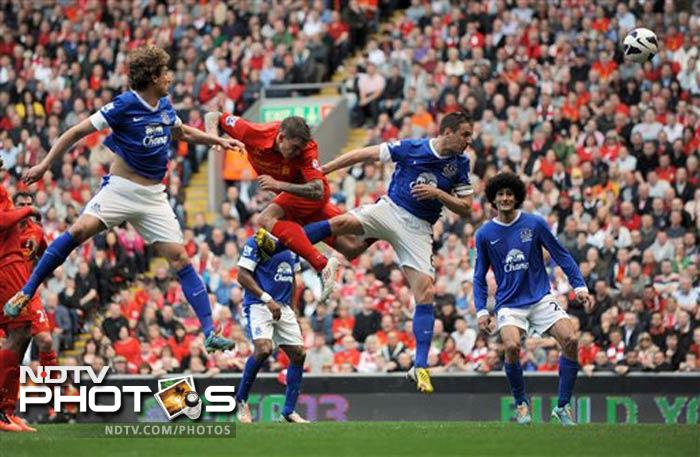 EPL, May 5: Chelsea beat Manchester United, Liverpool draw