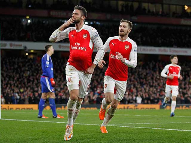 EPL: Arsenal Rise to 2nd, Manchester City & Chelsea Stunned