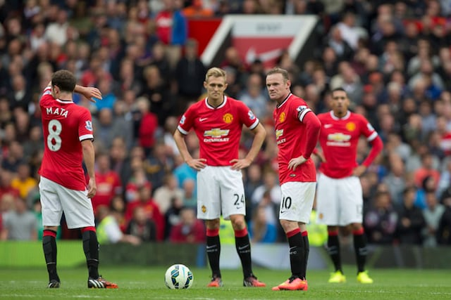 EPL: Manchester United Suffer Shock Opening Day Defeat; Tottenham, Aston Villa Win
