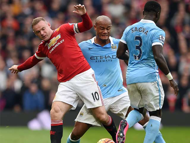 Photo : EPL: Manchester Derby Ends in Goalless Draw