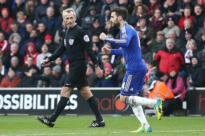EPL: Chelsea Defeat Southampton to Extend Unbeaten Run to 11
