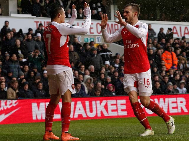EPL: Leicester Stretch Lead as Arsenal Frustrate Tottenham