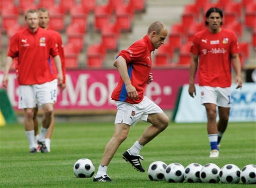 Gearing up for Euro 2008