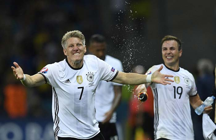 Euro 2016: Germany Start on Winning Note Against Ukraine