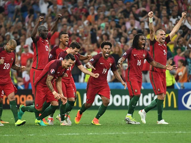 Photo : Euro 2016: Portugal Beat Poland On Penalties To Reach The Semi-Finals