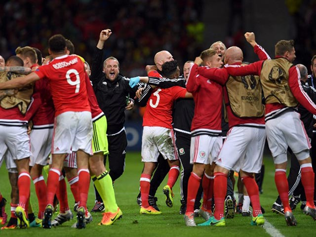 Euro 2016: Wales Outclass Belgium 3-1 To Set Up Semi-Final Clash vs Portugal