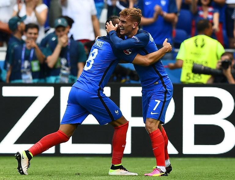 Euro 2016: Antoine Griezmann