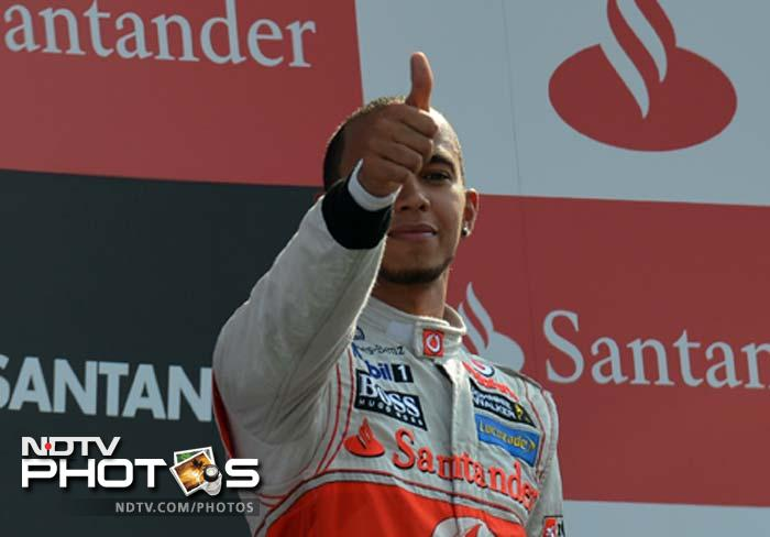 Italian GP: Hamilton back with a bang, wins at Monza
