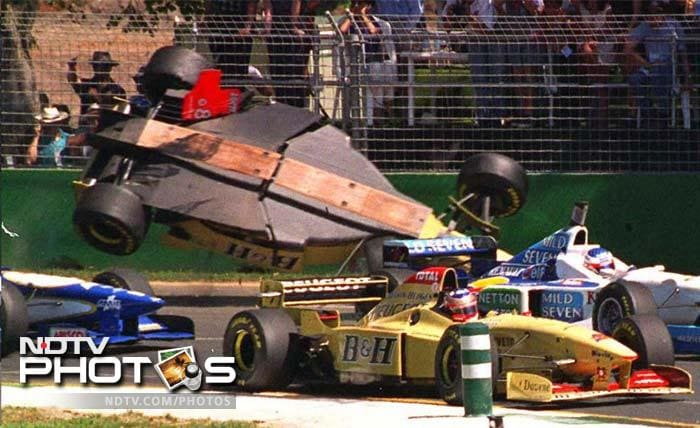 20 horrific motorsport crashes