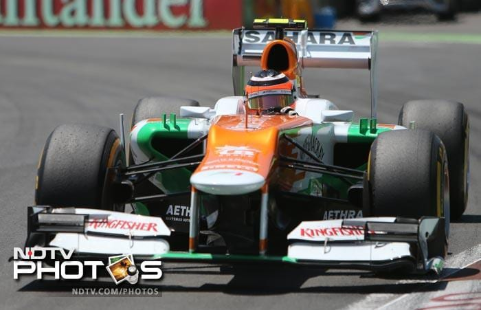 European Grand Prix: Fernando  Alonso takes top honours at Valencia