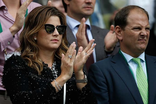 Djokovic vs Federer: Family and Fans Emerge Winners in Wimbledon
