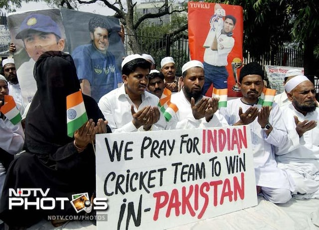 India vs Pakistan: Fans through the years
