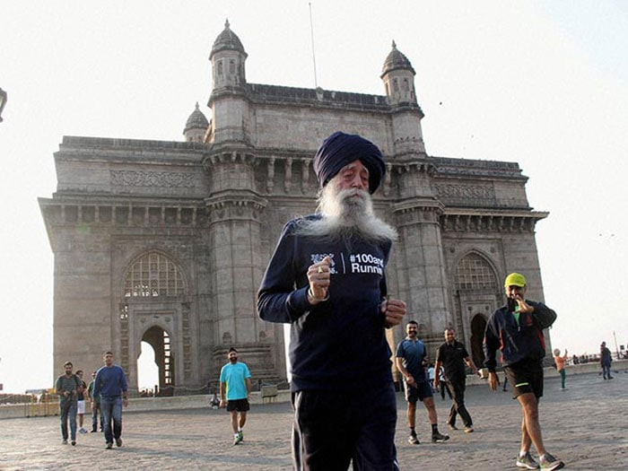 Fauja Singh Still Running at 104