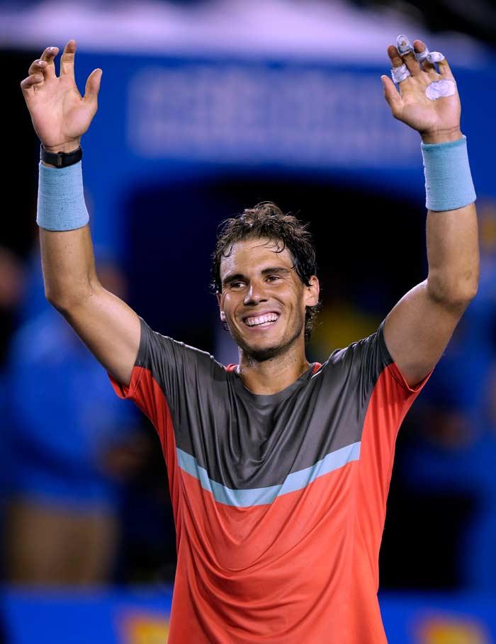 Australian Open: Rafael Nadal outplays old foe Roger Federer, reaches final