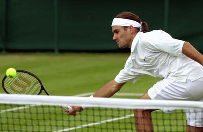 Roger Federer's Wimbledon odyssey