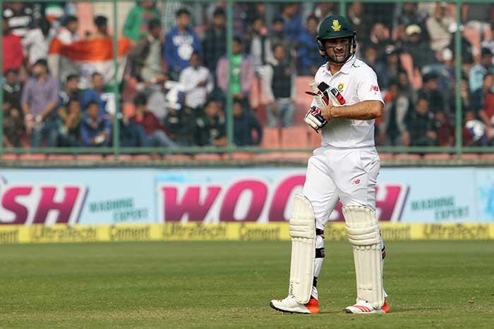 Hashim Amla, AB de Villiers Consolidate After Ajinkya Rahane