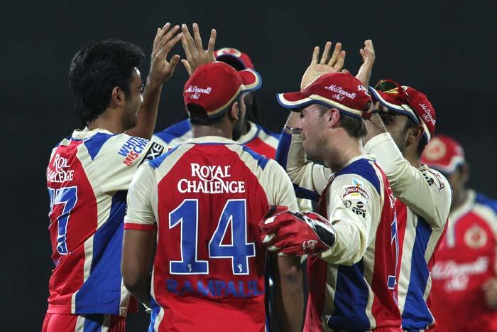 Delhi fail to cross over the finish line against Bangalore