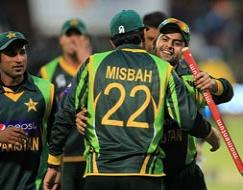 Photo : Pakistan beat South Africa by 1-run in a thriller, win ODI series