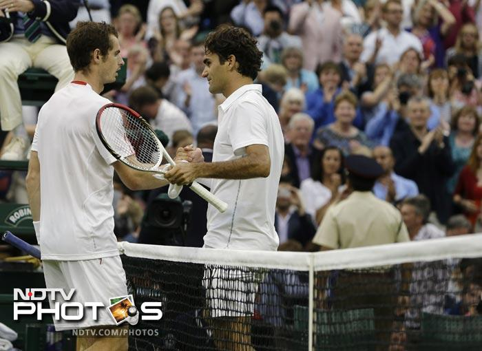 Wimbledon 2012: Roger Federer wins seventh Wimbledon title