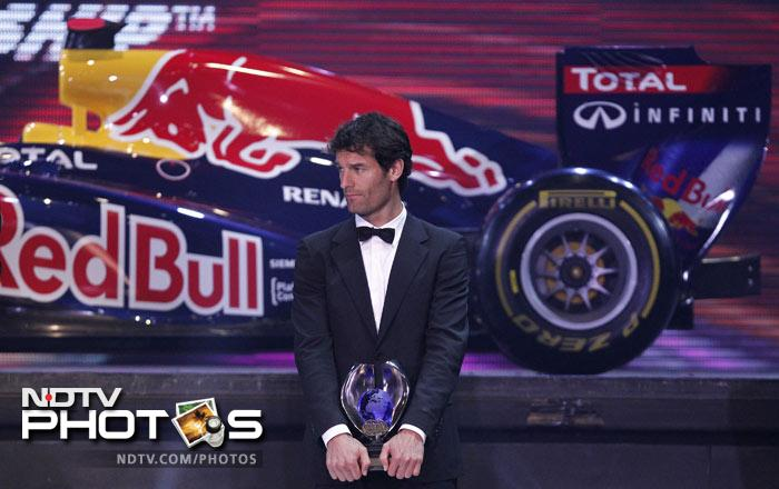 FIA awards 2011