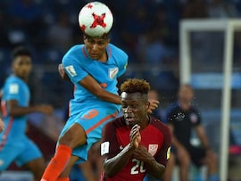 FIFA U-17 World Cup: Valiant India Go Down 0-3 Against USA