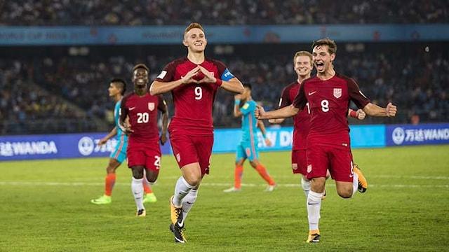 FIFA U-17 World Cup: India Impress Despite 0-3 Loss Against USA