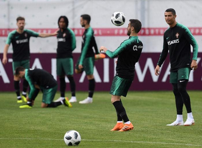 फीफा वर्ल्ड कप 2018 के लिए खिलाड़ियों ने कसी कमर