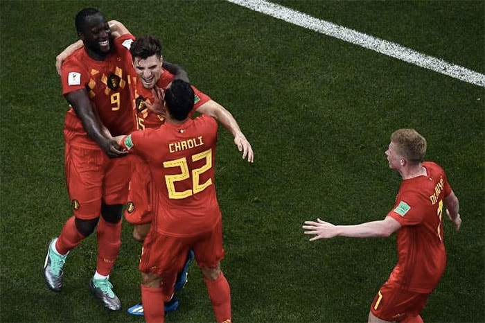 FIFA World Cup 2018: Belgium Rally To Edge Past Japan 3-2 In Thrilling Clash