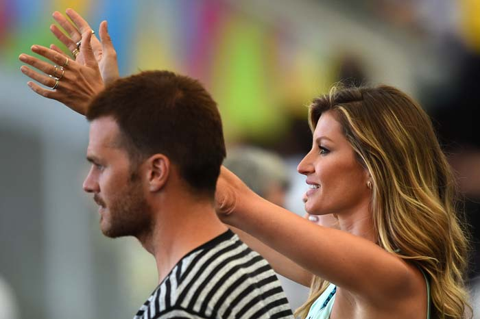 VIP's and Celebrities Light up FIFA World Cup Final