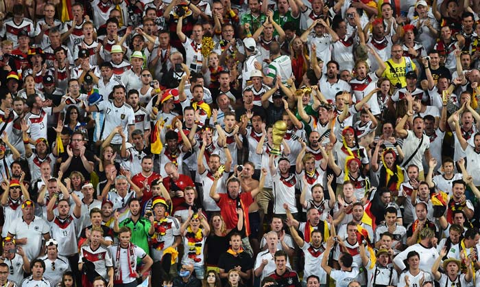 Germany are FIFA World Cup Champions!
