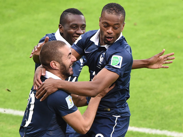 FIFA World Cup: Honduras an easy passage for France