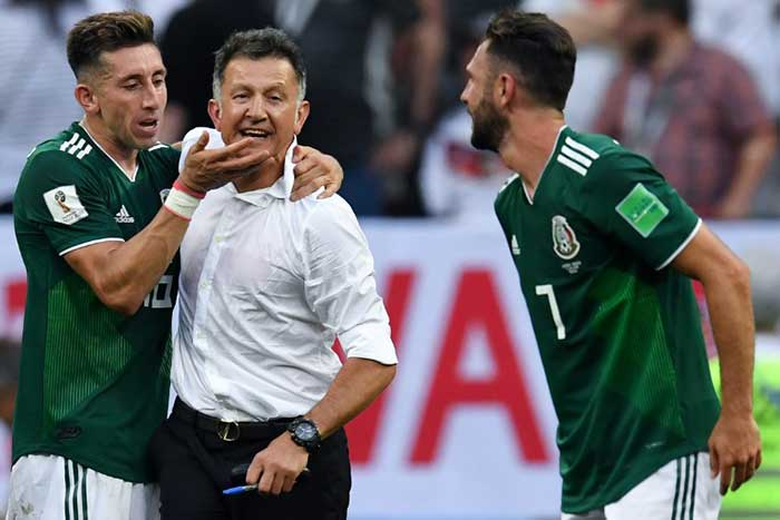 FIFA World Cup 2018, Day 4: Mexico Stun Holders Germany, Brazil Held By Switzerland