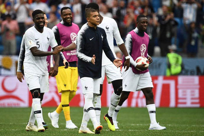 FIFA World Cup 2018, Quarter-Final: France Into Last Four After Beating Uruguay